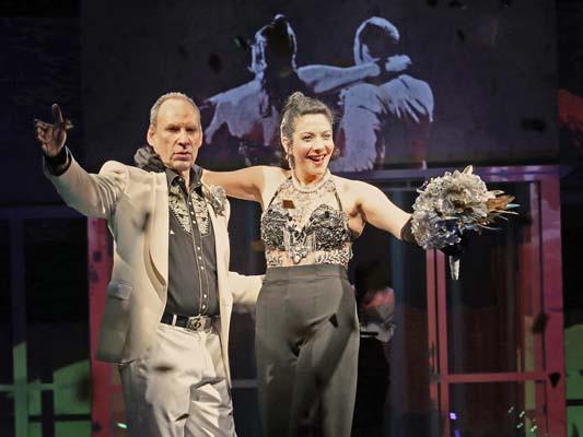 Dan Oreskes and Lisa Birnbaum