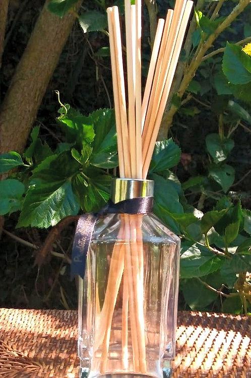 Difusor com aroma a escolher vidro 250 ml