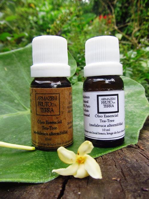 Óleo Essencial de Melaleuca Altenifolia   Tea tree 100% Puro