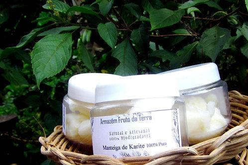Manteiga de Karité 100% Pura  50 gramas