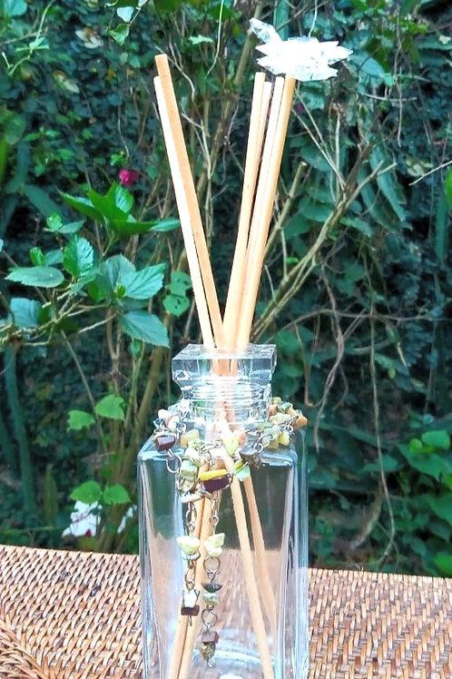 """Difusor """"CRISTAL"""" com aroma a escolher 250 ml"""