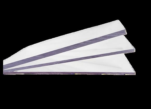 Chapa em policarbonato compacto 2000x1000mm