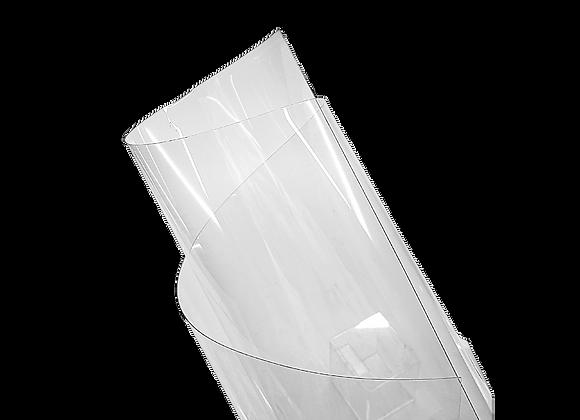 Chapa de PETG cristal 3000x2000mm