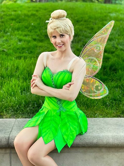 Tinkerbell dress for adult