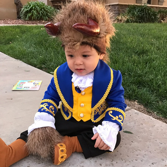 Beauty and the Beast costume halloween o