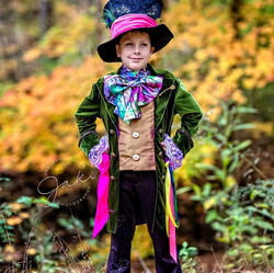 Mad Hatter outfit