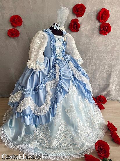 Baroque Cinderella Dress