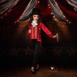 The Greatest Showman costume by Costa Bl