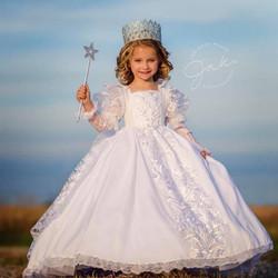 Glinda the Good witch costume by costa b