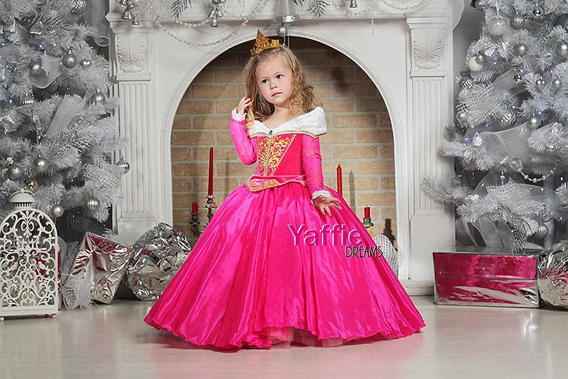 Princess Aurora dress for girl