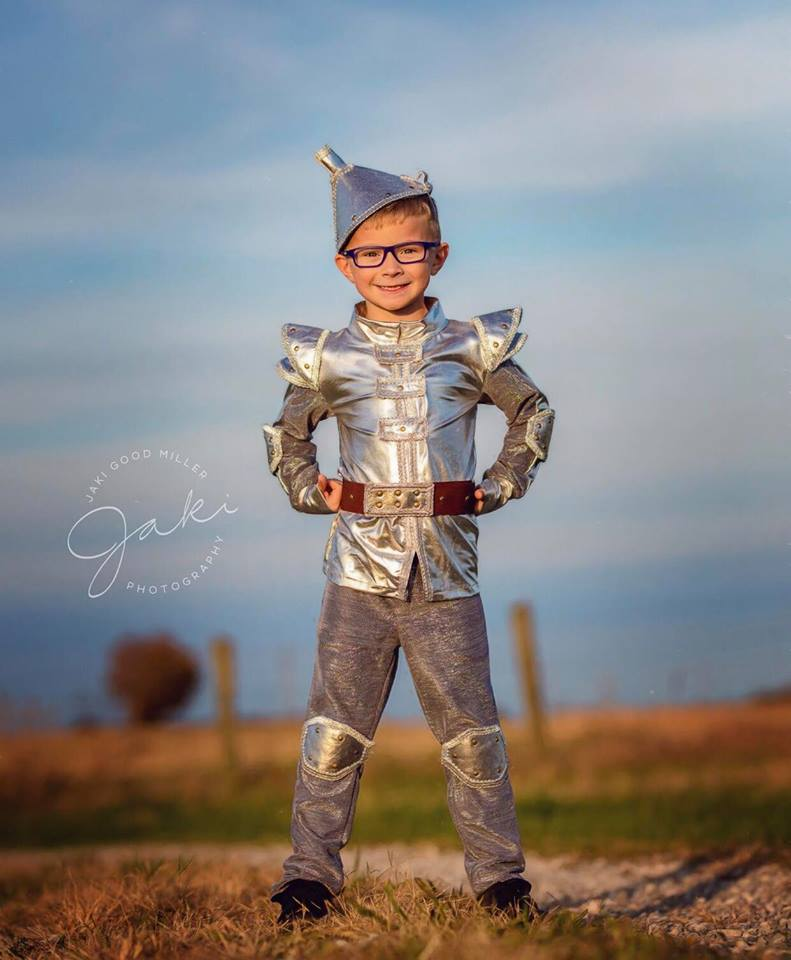 Tin Man costume