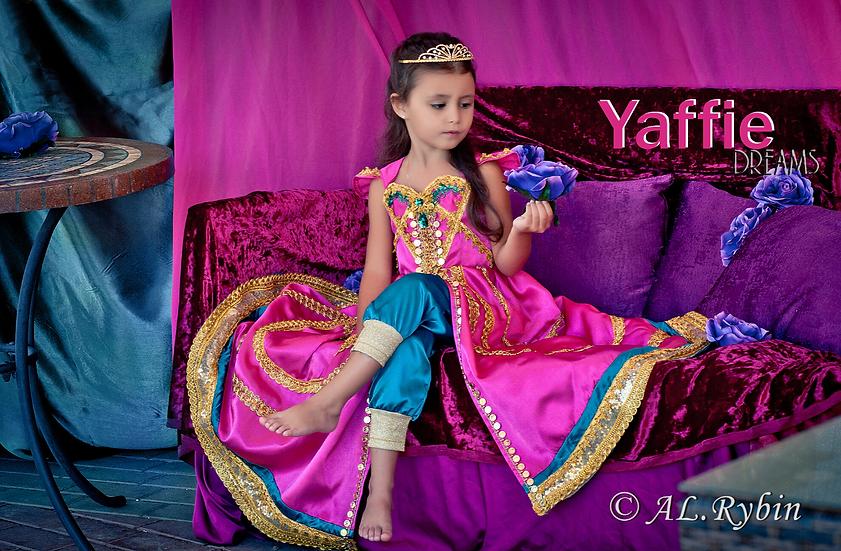 Pink Princess Jasmine dress