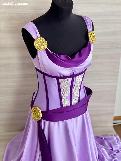 Megara dress. Disney Hercules.