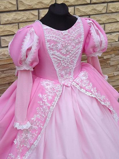 Pink Princess Ariel dress