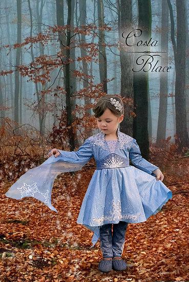 Elsa Adventure costume