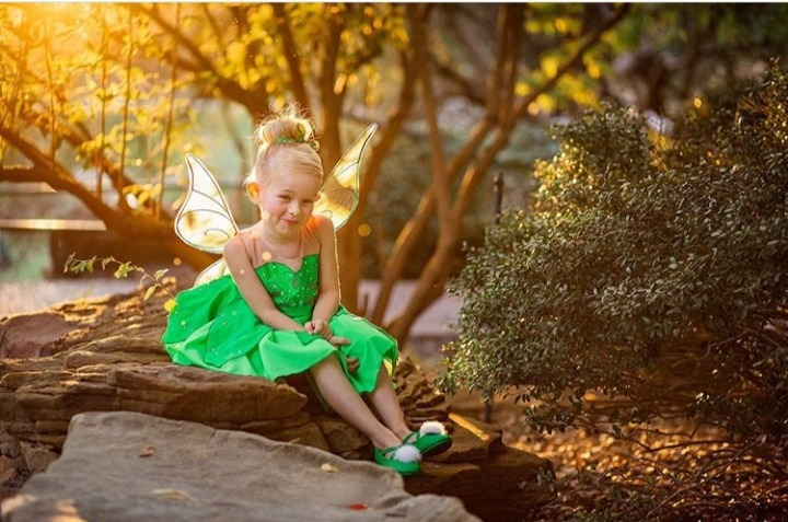 Tinker Bell dress