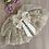Thumbnail: Elegant ivory dress for baby