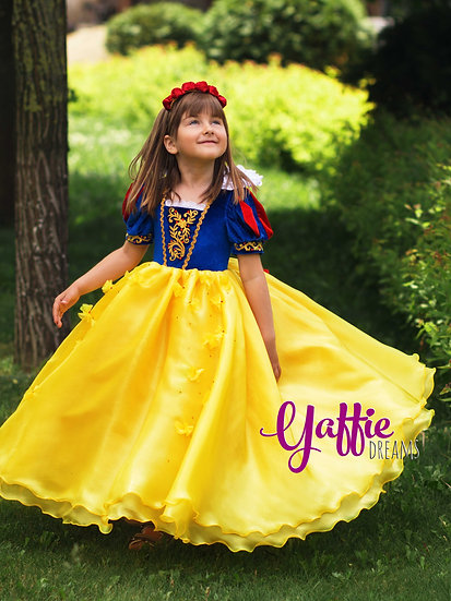 Snow White costume for girl