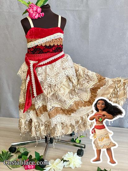 Princess Moana dress