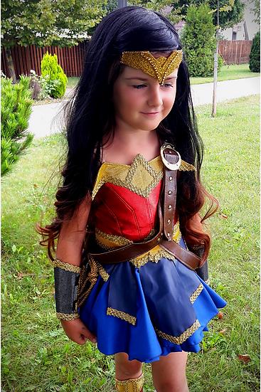 Wonder Woman costume for girl
