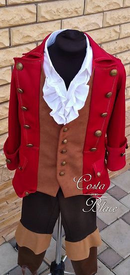 Gaston live action outfit