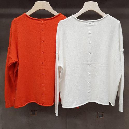 Pullover in 2 Farben