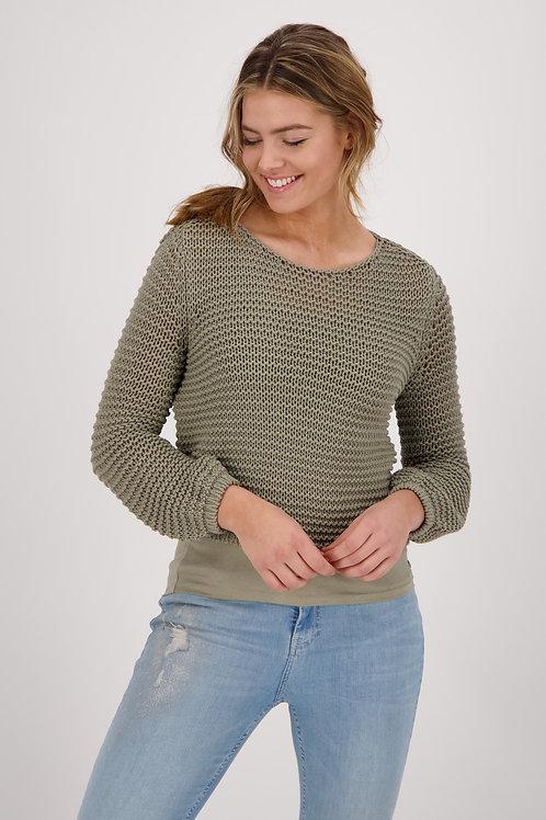 Pullover Bändchen