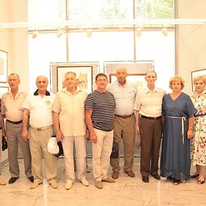 Открытие галереи 2019