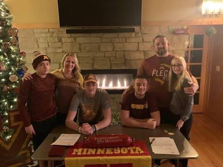 Kaliakmanis Brothers Commit to Minnesota