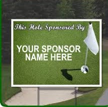 Golf Outing Hole Sponsor