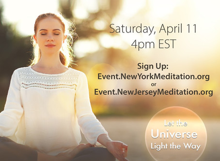 A free, online meditation for hope and healing at a time when we need it most.