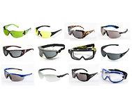 Óculos de proteção americana
