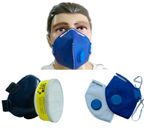 Respiradores em americana