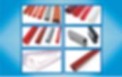 Perfil de silicone, tubos, placas, peças e tarugos em Americana