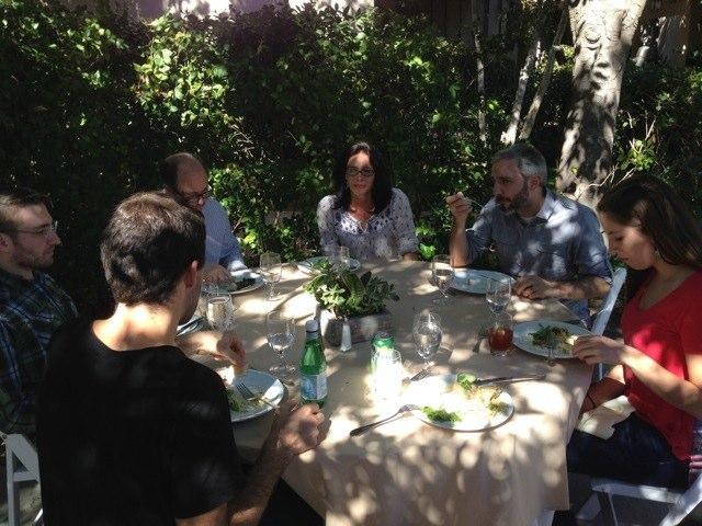 Retreat Luncheon!