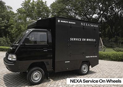 Nexa Service on Wheels