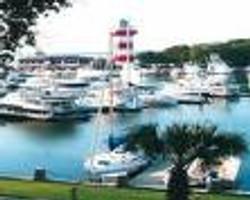 Sea Pines HarbourTown Bay Scenic