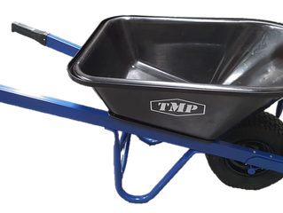 Extra Heavy Duty Poly Wheelbarrow now available!