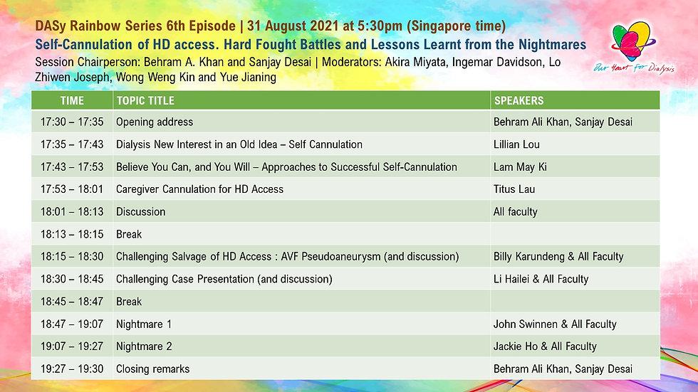 Rainbow Series 6th Episode Programme.jpg