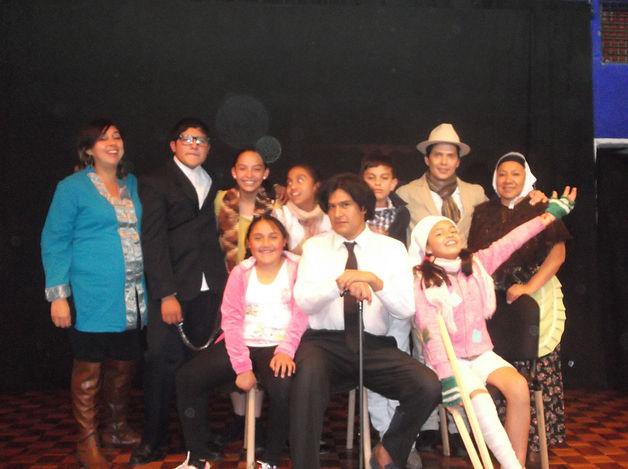 Teatro Muñecos de la Calle