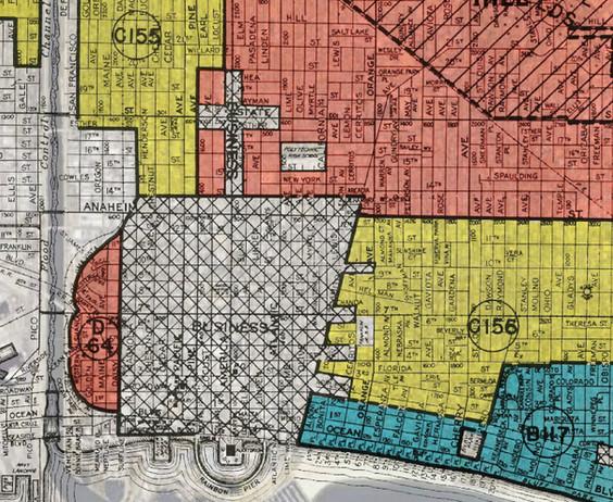Long Beach CX3 Neighborhoods
