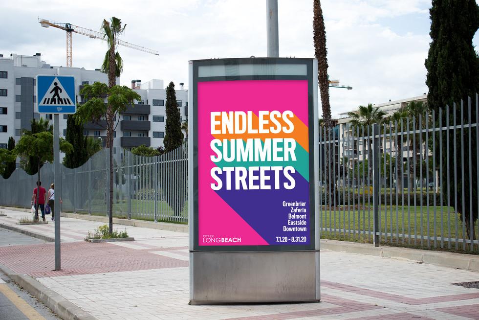 Long Beach Endless Summer Streets