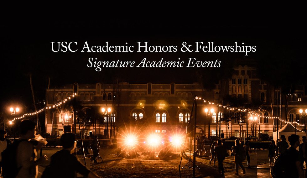 UGP Signature Academic Events