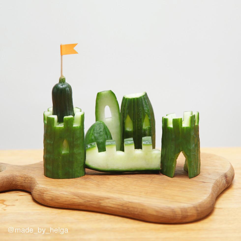 Cucumber Castle