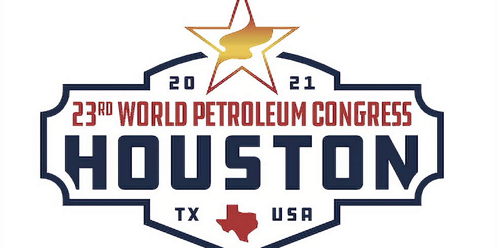 23rd World Petroleum Congress 2021