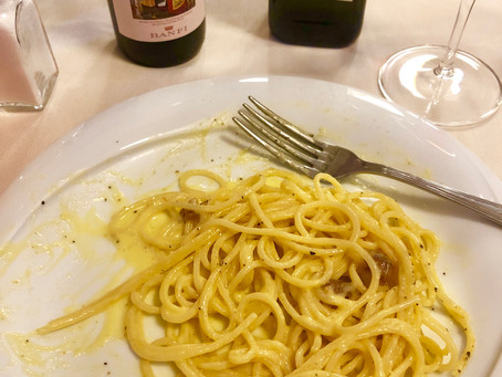 Who I've met during my first week in Florence, from a dancing butcher to a singing chef