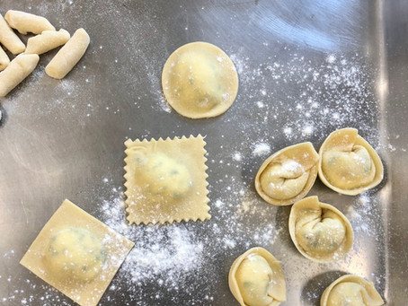 Tradition of Italian Food 1: Takeaways and recipes from my second culinary course