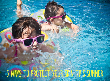 5 Ways to Protect Your Skin