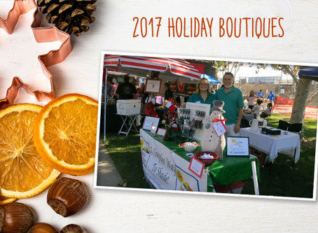 Join Us at Local Holiday Boutiques