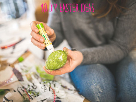10 DIY Easter Ideas